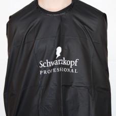 Пеньюар (накидка) для стрижки Schwarzkopf