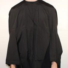 Пеньюар (накидка) для стрижки с рукавами