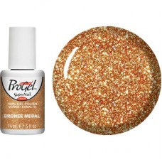 "Гель-лак ProGel BRONZE MEDAL, ""Super Nail"", 14ml."