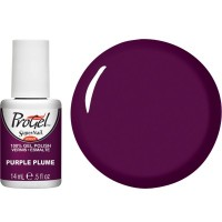 "Гель-лак ProGel PURPLE PLUME, ""Super Nail"", 14ml"