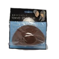 Валик для причесок коричневый TOKYO STYLE UP