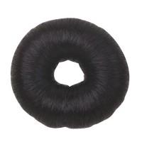 Валик из искусственного волоса черный