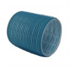 """Бигуди-липучки """"PROFI line"""", голубые, 55 миллиметров, 6 штук"""