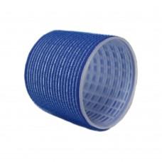 """Бигуди-липучки """"PROFI line"""", синие, 75мм, 6 штук"""