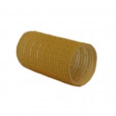 "Бигуди-липучки ""PROFI line"", желтые, 32мм, 12 штук"