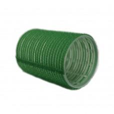 """Бигуди-липучки """"PROFI line"""", зеленые, 48мм, 12 штук"""