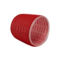 """Бигуди-липучки """"PROFI line"""", красные, 70мм, 6 штук"""