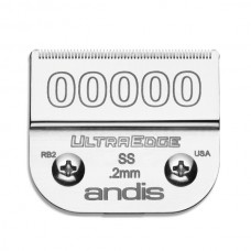 Нож Andis 00000 0,2 мм (для Moser, Oster, Andis)
