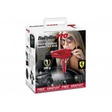 Подарочный набор Babyliss Pro STYLEBOX с феном RAPIDO RED