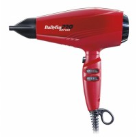 Фен Babyliss Pro RAPIDO RED ionic, 2200W, BAB7000IRE
