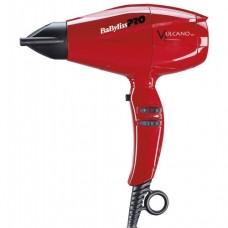 Фен Babyliss Pro VULCANO V3, 2200W, BAB6180IRE (красный)