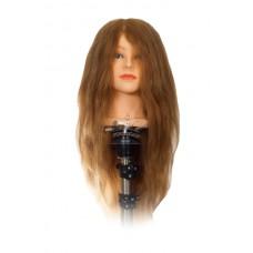 Голова-манекен тренировочная натуральная 60 см