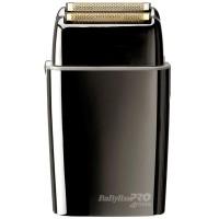 Шейвер для бритья BABYLISS PRO FoilFX 02 GRIS ACIER, 2 головки