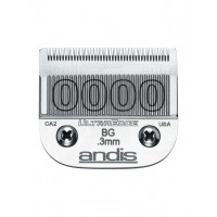 Нож Andis 0000 0,3 мм (для Moser, Oster, Andis)
