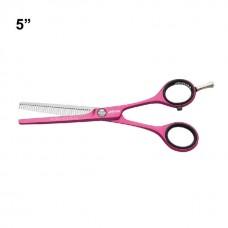 """Ножницы парикмахерские Jaguar Pastell Plus ES 40 Candy 3053-6 (5"""")** филировочные"""