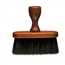 Кисть-сметка деревянная EUROstil Barber Line MADERA