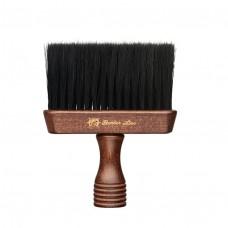 Кисть-сметка деревянная EUROstil Barber Line TRITON