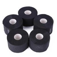 Воротнички бумажные черные на липучке, 500 шт.