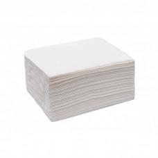 Одноразовые полотенца ВИСКОЗА ЛЮКС 35х70 см, 100 шт