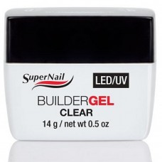 Гель Builder Gel Clear Super Nail 14 мл (51600)